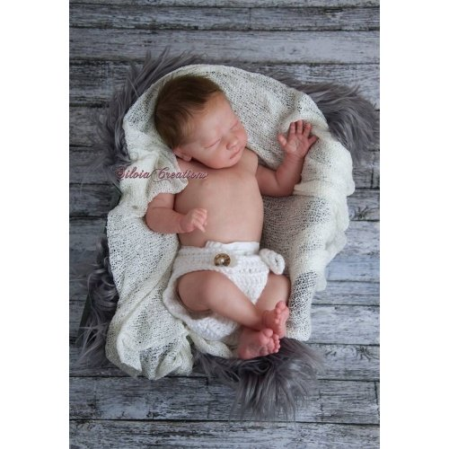 Joseph Asleep by Realborn®