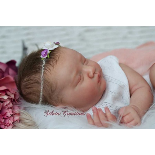 Miranda Sleeping by REALBORN®