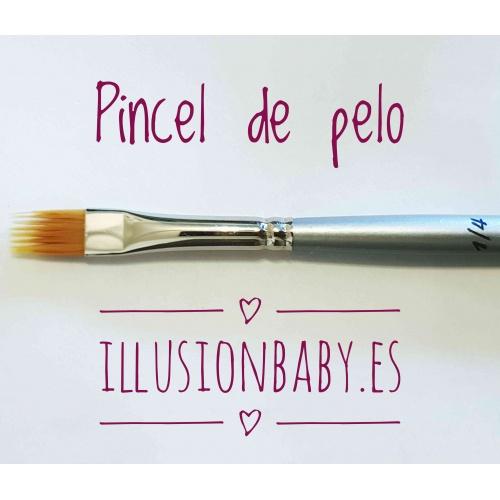 Pincel Premium 1/4 para pintar pelo Reborn