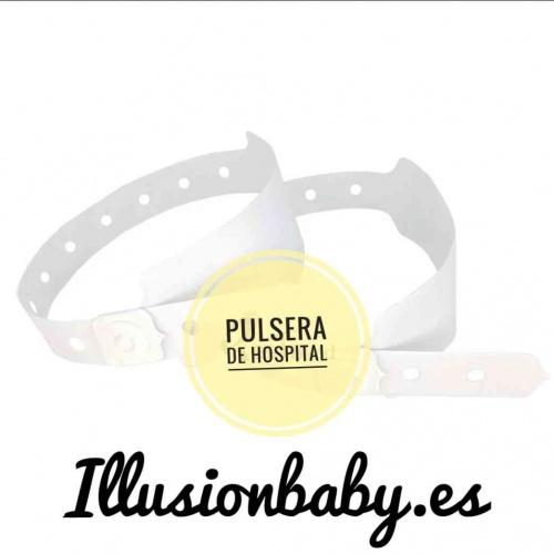 Pulsera Hospital Blanca
