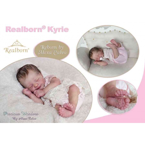 Kyrie Sleeping by REALBORN®