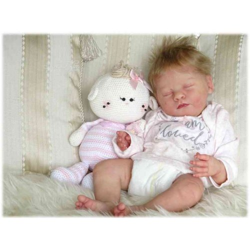 Elizabeth Sleeping TWIN by REALBORN®