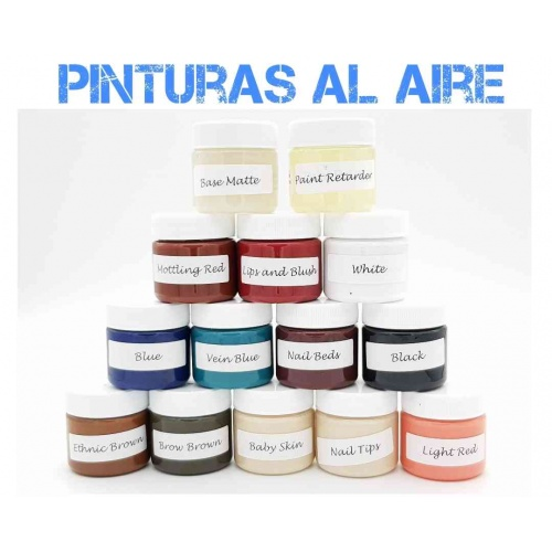 copy of Pinturas LDC 14x30ml (secado al aire)
