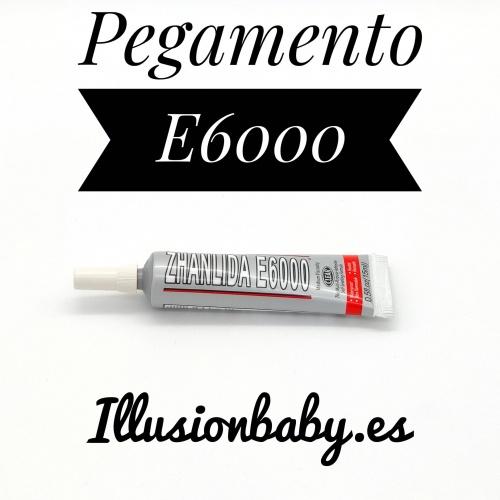 E6000 PEGAMENTO