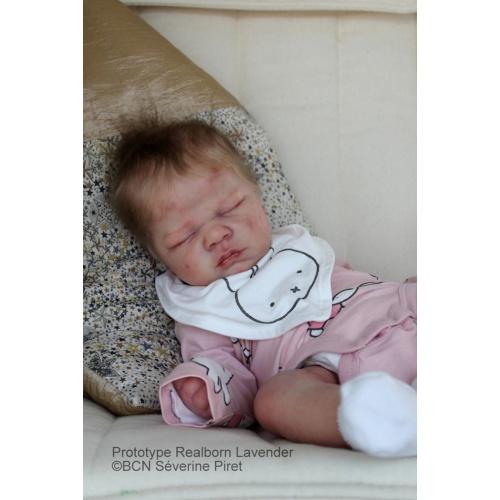 Lavender Asleep de Realborn®