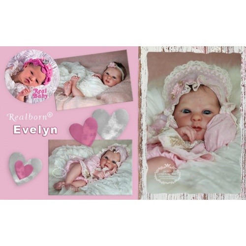 Evelyn Twin Sleeping by Realborn®