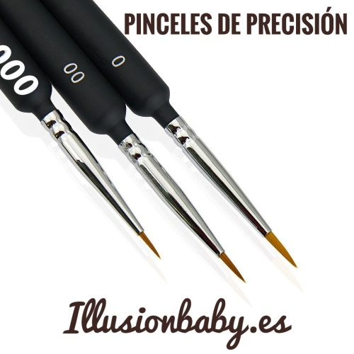 Brush Precision Size 0