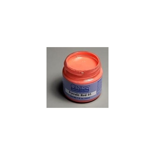 Genesis Pyrrole Red 05 30ml Artists Colors Original
