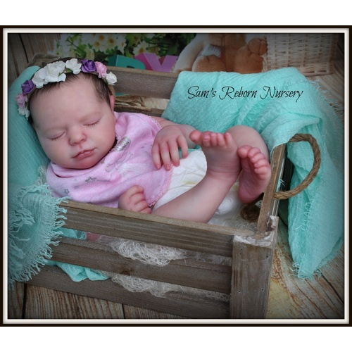 Macey Sleeping TWIN De Realborn®