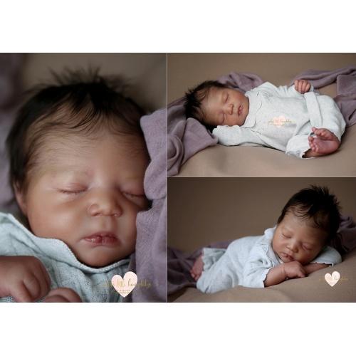 Johannah dormido de Realborn®