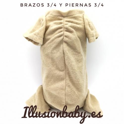 """21""""22"""" miemb. 3/4 Cuerpo Premium"""