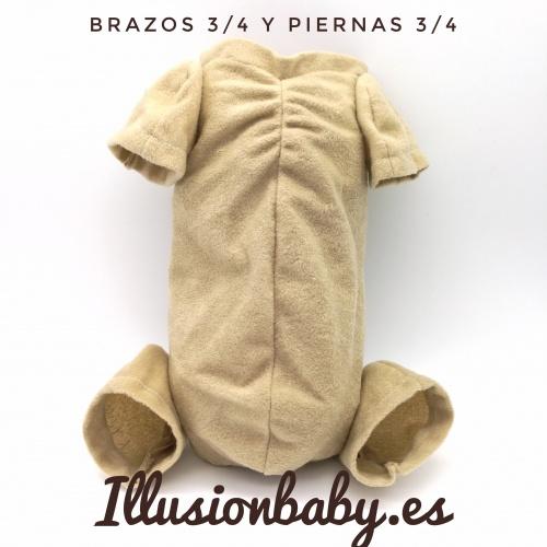 """17""""18"""" miemb. 3/4 Cuerpo Premium"""