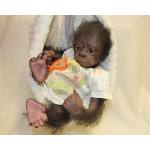 Denise Pratt's Kiwi Gorilla