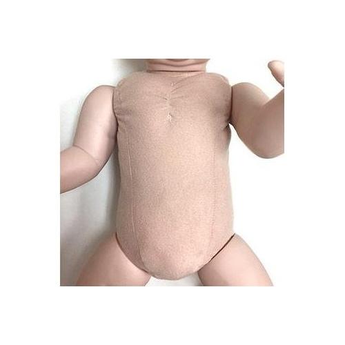 "Bountiful fabric body for 23 ""reborn kit"