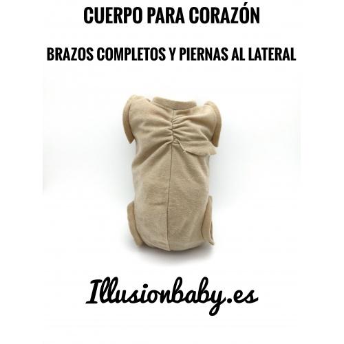 """19""""20"""" B.C y P.Lateral Sin Art Cuerpo Premium con..."""