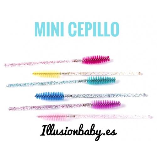 Mini cepillo