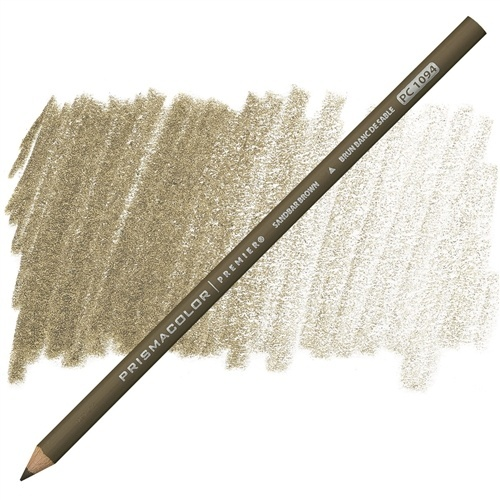 Prismacolor PC1094 Sandbar Brown