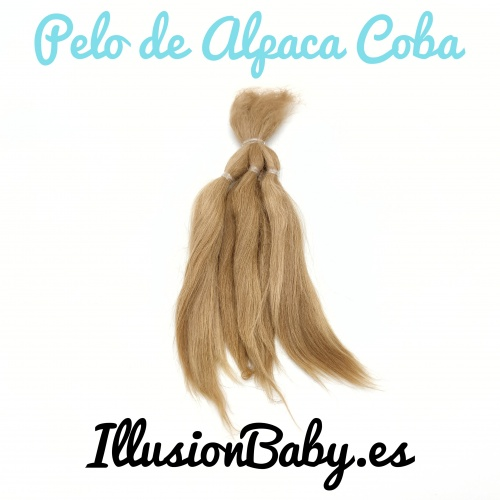 High quality Alpaca Coba Reborn hair