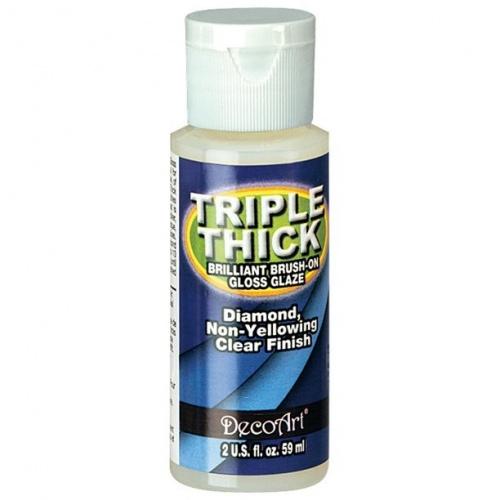 Slime & Nail Glitter - Triple Thick Americana 2 onças - 59ml