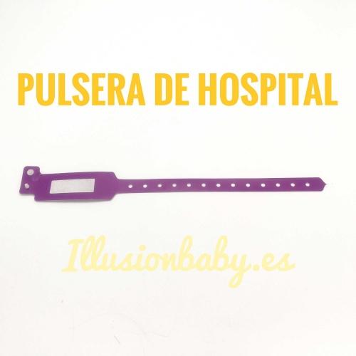 Pulsera de hospital