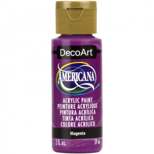 DecoArt Americana 59ML Matte Magenta Acrílico
