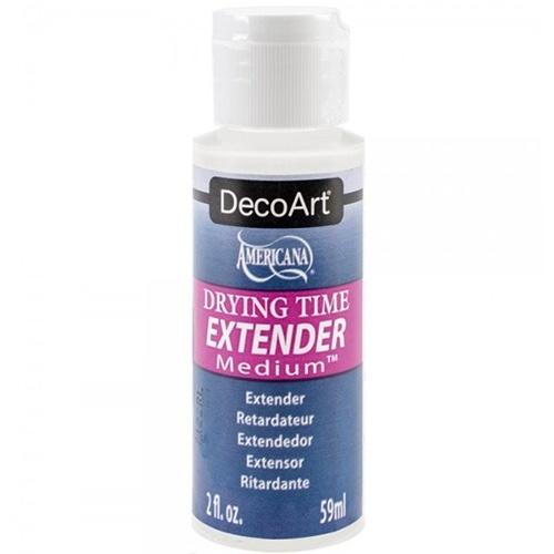 DecorArt Americana 59ML Extensor de tempo de secagem