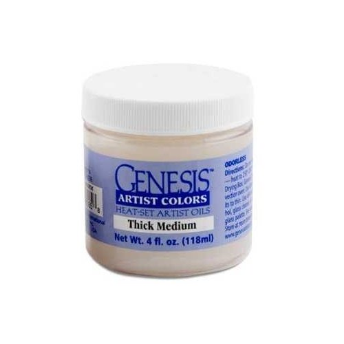 Genesis Original Thick Medium 118ml - 4OZ