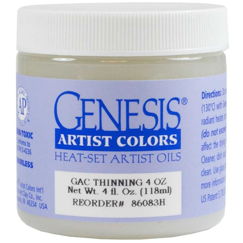 Genesis Original Thinning Medium 118ml - 4OZ