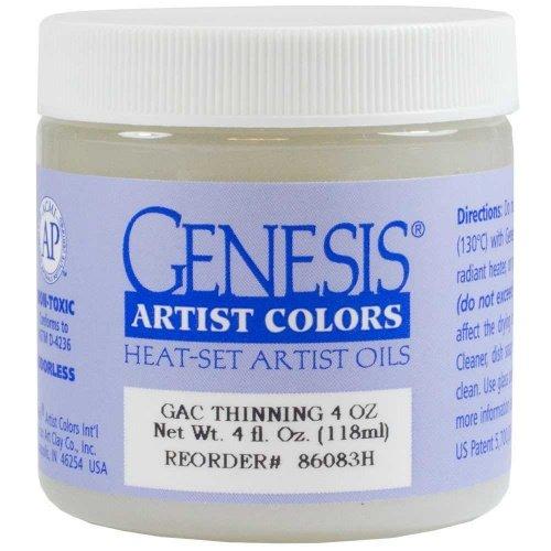 Genesis Original Thinning Medium 118ml - 4OZ