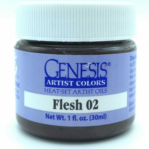 Genesis Flesh 02 30ml Artists Colours Original