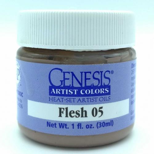 Genesis Flesh 05 30ml Artists Colours Original