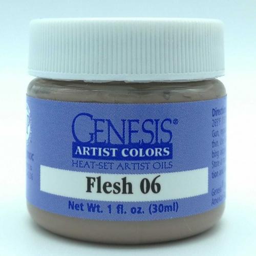Genesis Flesh 06 30ml Artists Colours Original