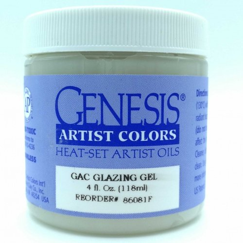Glazing Gel Genesis Original  118ml - 4OZ