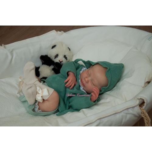 Sage sleeping by Realborn®