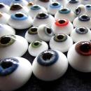 Ojos Premium de cristal Aleman